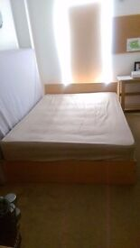 Double bed, good condition !