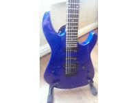 Hamer californian CX3T electric guitar