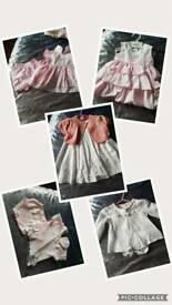 Baby girls 3-6 bundle
