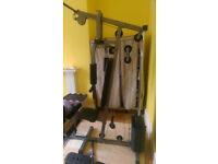 Technofit Home Gym Station 165lbs