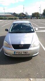 Toyota Corolla 1.4 VVT-i T2 5dr