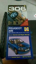 Peugeot 306 Haynes Manual and Max power Haynes manual