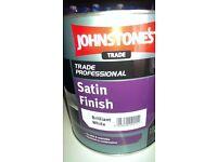Paint, Gloss Johnstones Satin