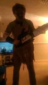 Texas chainsaw costume