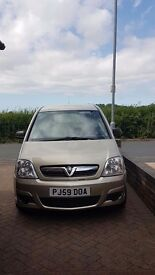 Lovely Meriva Life, family car with less than 40,000 mileage. Very good condition.