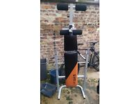 V Fit weights bench