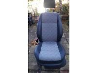 Volkswagen Caddy 2011 Passenger Seat part leather