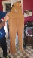 Mens carhartt covies size 34 X 34 for sale