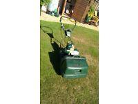 ATCO Ensign B14 Petrol Lawnmower