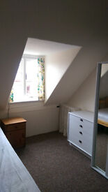 SINGLE FURNISHED ATTIC BEDSIT IN CHELTENHAM