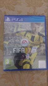 Fifa 17 for PS4 Brand new. Sealed