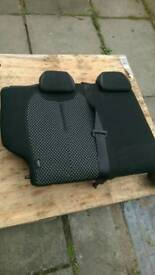 Ds3 rear seat back