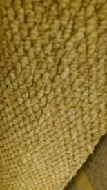 New hard-wearing carpet 3meters X 2m