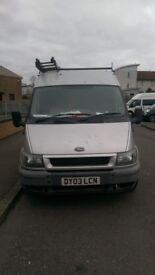 Ford Transit Automatic (2003)