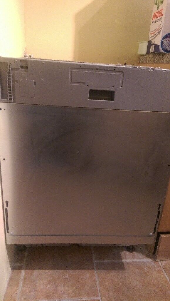 Electrolux Integrated Dishwasher for sale; very good condition GBP 40.00