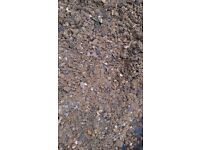 Sand and Gravel / shingle mix - approx 30-40 bags