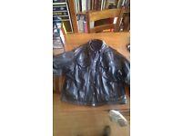 Genuine Harley Davidson Heavy duty Leather jacket American XXL..
