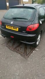 2006 PEUGEOT 206 SPORTS DRIVES WELL