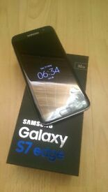 Samsung Galaxy S7 Edge 32GB Onyx Black