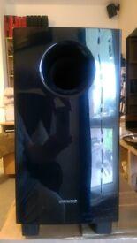 ONKYO 130w Bass Speaker