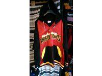 Hoodie Fleece Jacket - Predators Rugby League 2004. Size XL