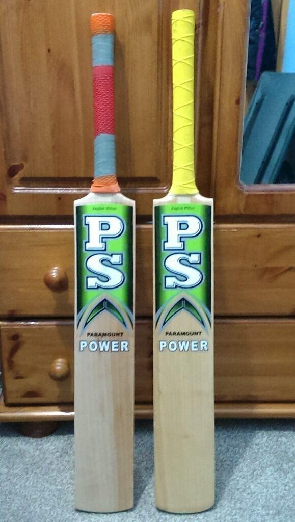 Paramount Sports Cricket Bats - Adult Size - NEW. Birmingham ...