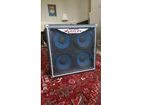 "Ashdown ABM Mini 48 Super Compact 4x8"" Bass Guitar Speaker Cabinet"