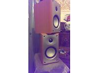 Mordaunt - Short MS902 Speakers Bi-Wire Excellent Condition