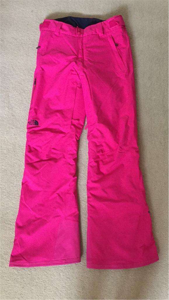 North Face Hyvent Ski Trousers/Salopettes