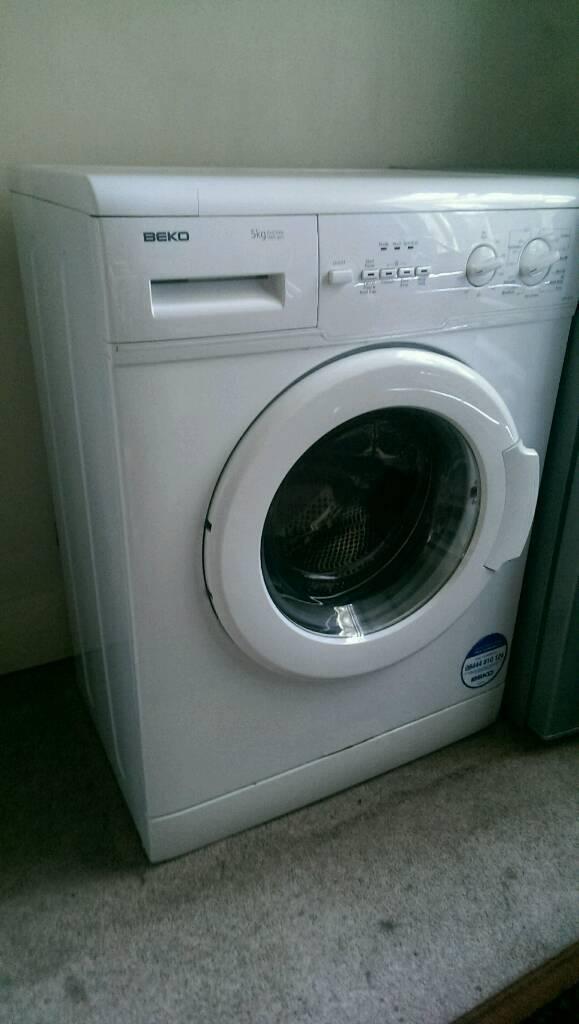 Decent washing machine
