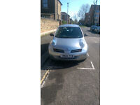 2004 NISSAN MICRA FOR SALE.