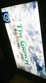 37inch Hitachi LCD hd ready tv hdmi (no stand)
