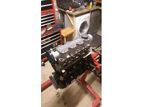 Engine. 1.4 Kent Ast3 cam. Vauxhall ohc nova, Astra corsa kadet rebuilt and refurbished.