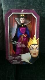 Disney evil queen collector doll