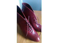 Ladies ankle boots, Marks & Spencer Autograph Range, unworn