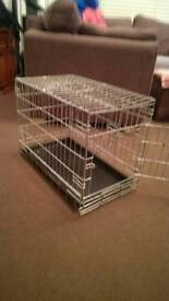 Cat/small dog cage
