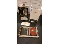 Worcester Bosch Greenstar 28i Junior combination boiler for parts/repair NO FLUE