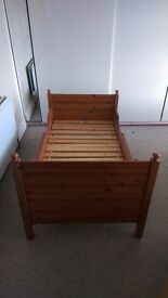 Ikea extendable kids bed £35 ONO