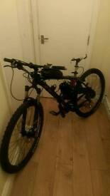 Motorized Bike Trek G2 (Spares and Repairs)