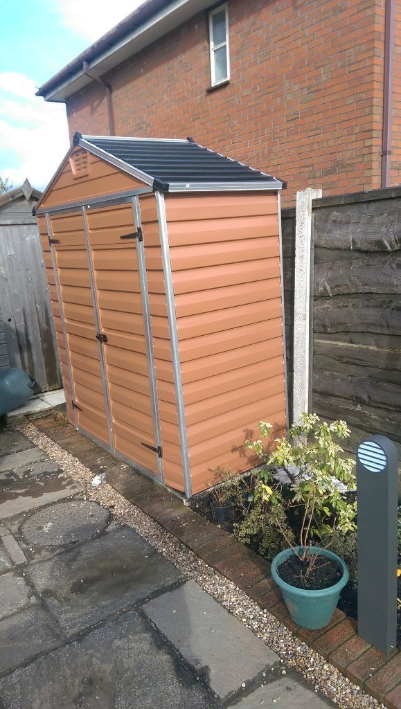 Plastic Garden Shed In Oldham Manchester Gumtree