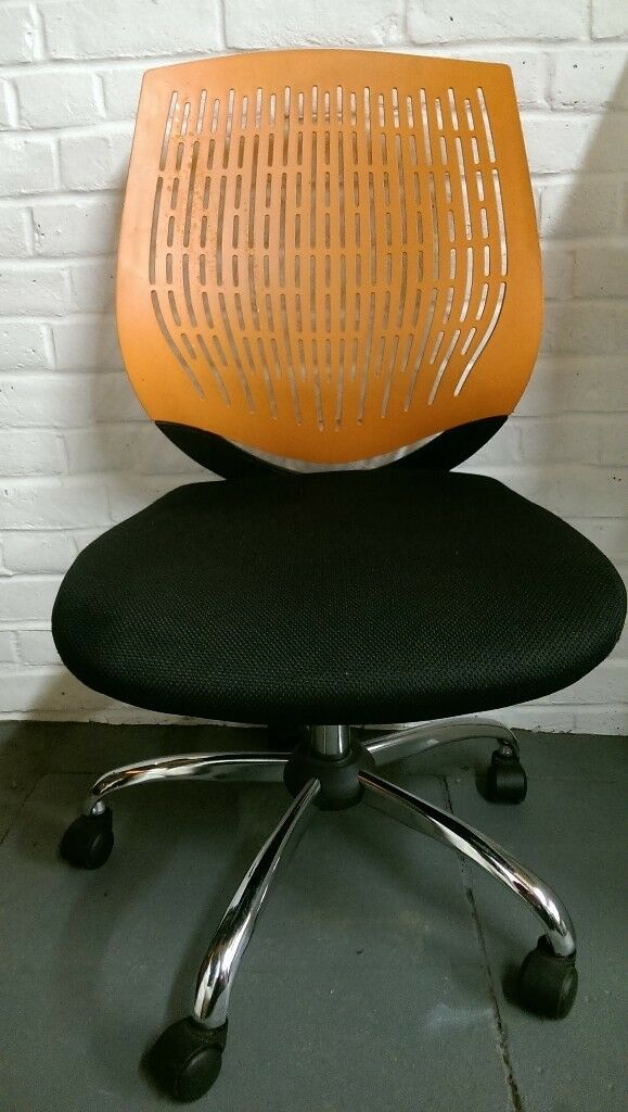 Peachy Adjustable Office Chair In Old Street London Gumtree Theyellowbook Wood Chair Design Ideas Theyellowbookinfo