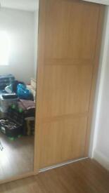 Sliding built in wardrobe doors