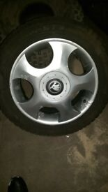 skoda winter wheels