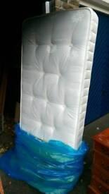Single mattress John Lewis
