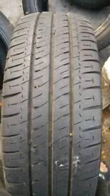 225 65 16C Michelin Agilis van tyre about 8mm