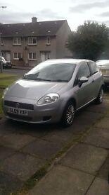 Fiat punto(semi auto)