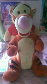 Huge tigger from winnie the pooh