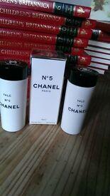Genuine Discontinued Chanel Talc
