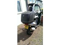 BMW C1-200 Executive - Good original condition with full service history, 13000 miles only
