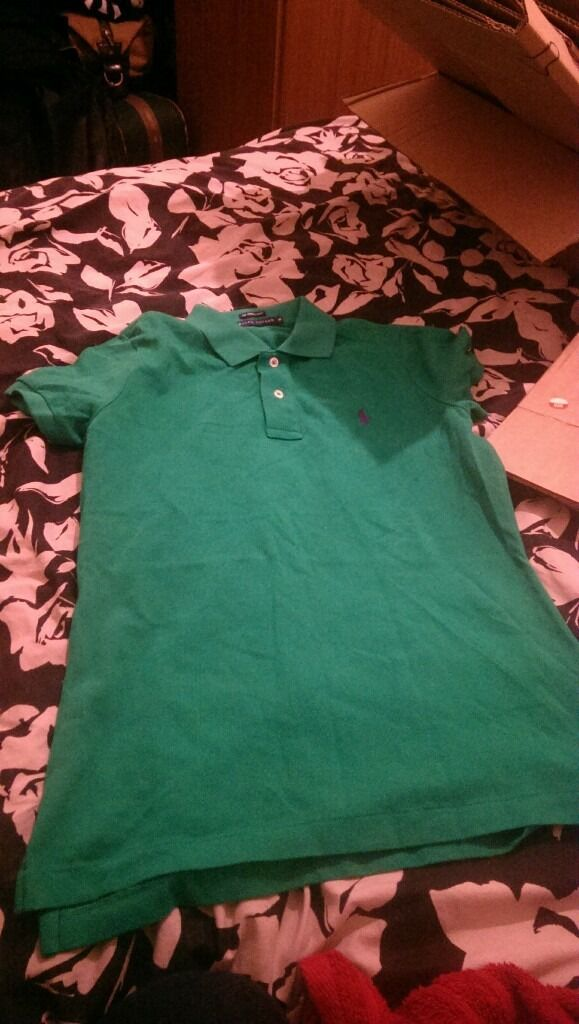 Polo Shirts Tommy Hilfiger Ralph Lauren Size M
